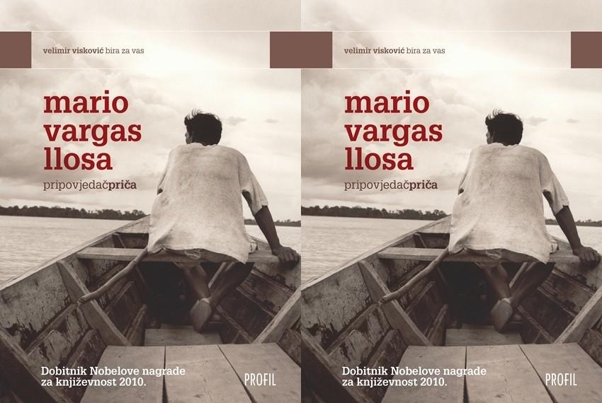 Mario Vargas Llosa: Pripovjedač priča