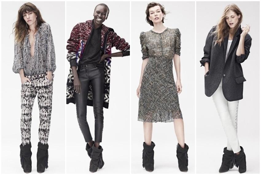 Isabel Marant za H&M