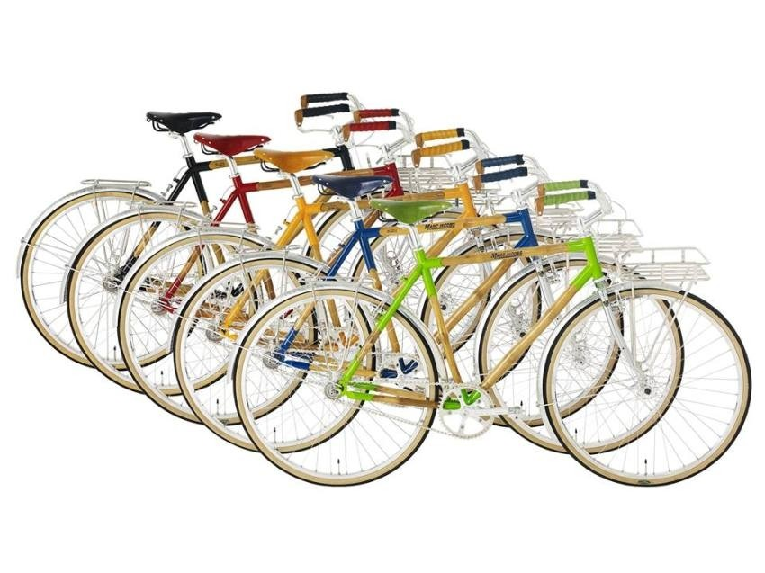 Marc Jacobs bambus bicikl
