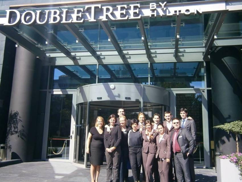 DoubleTree by Hilton Zagreb tim