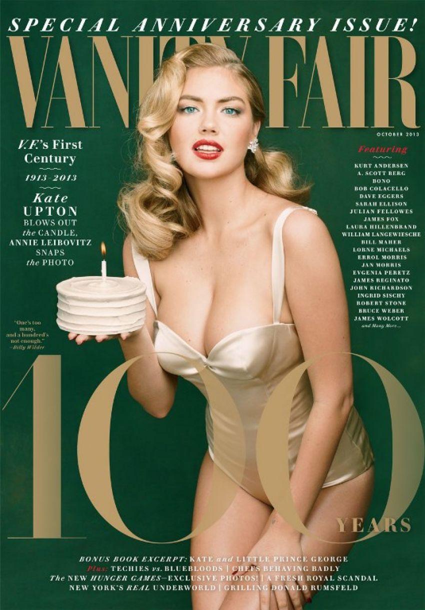 Kate Upton za Vanity Fair