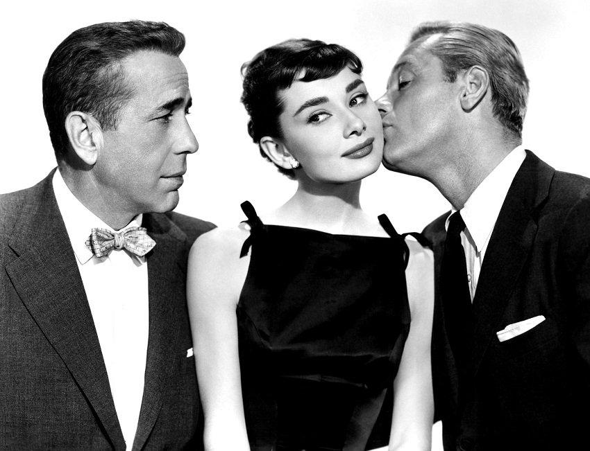 "Audrey Hepburn u filmu ""Sabrina"""