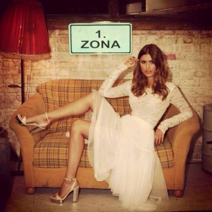 Anita Dujić - Veljača u eNVy Room vjenčanici