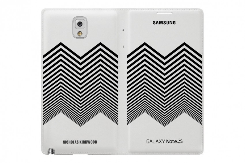 Nichloas Kirkwood za Samsung