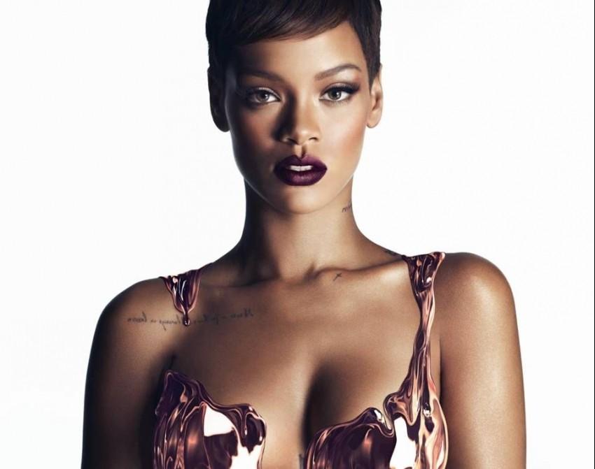 Rihanna za MAC