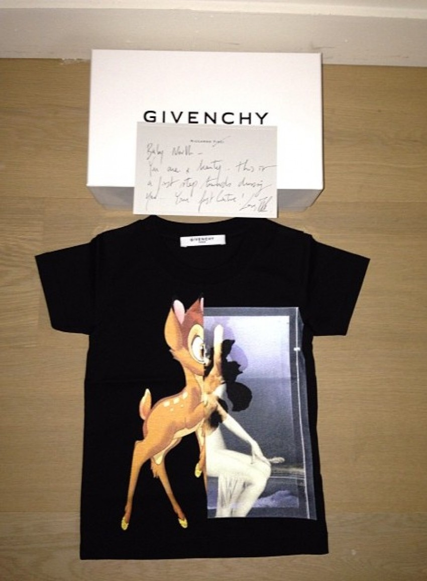 Givenchy za North West