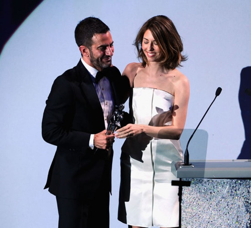 Marc Jacobs i Sofia Coppola