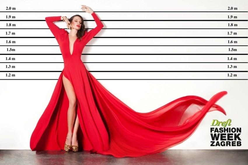 Kampanja za Dreft Fashion Week Zagreb s/s 2014 s Ivom Jerković