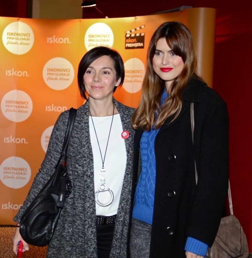 Danijela Trbović i Anita Dujić - Veljača
