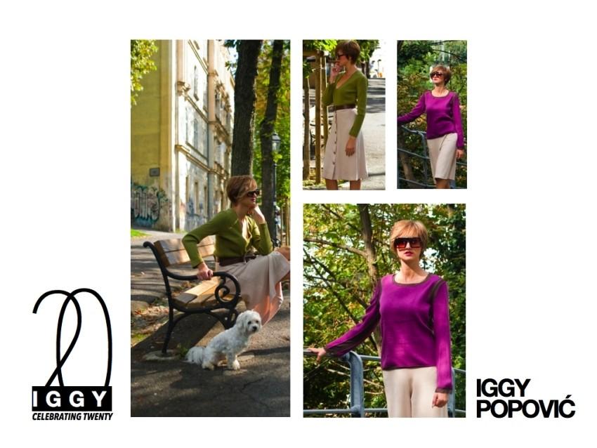 20. godina modne marke Iggy