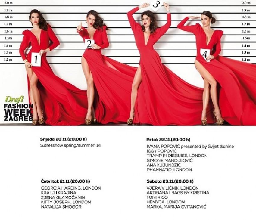 Dreft Fashion Week Zagreb