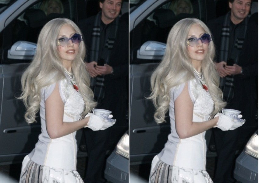 Lady Gaga u Kitty JosepgLady Gaga u Kitty Josepg