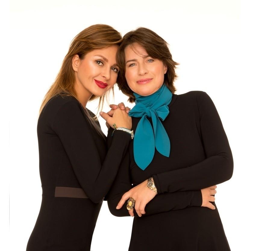 Lana Biondić i Sanja Vukelić Ciampolini
