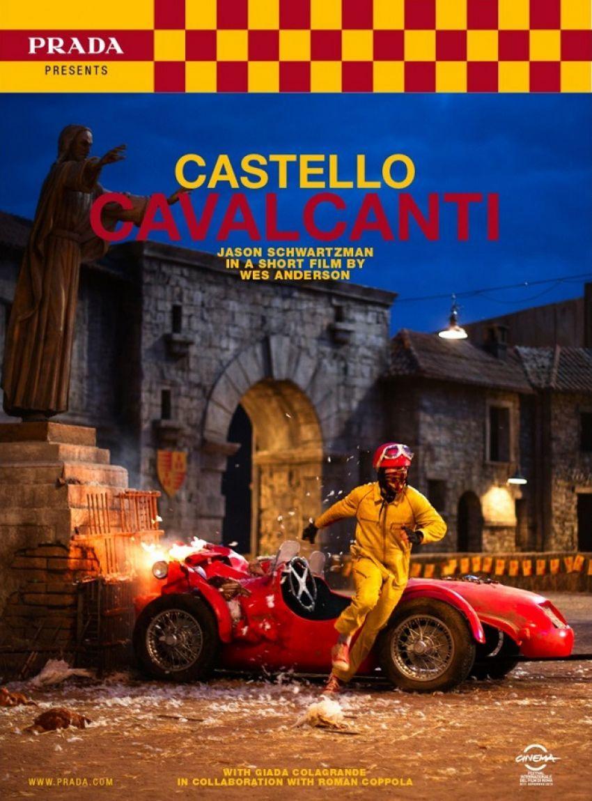 Wes Anderson & Prada - Castello Cavalcanti
