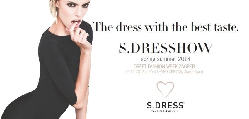 S.dress na Dreft Fashion Weeku Zagreb
