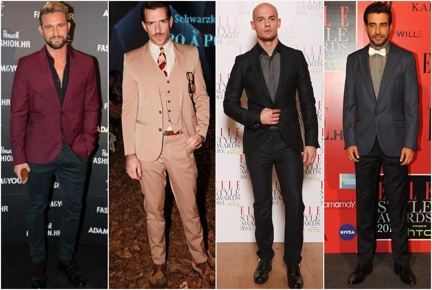 najbolje odjeveni muškarci u 2013. godini