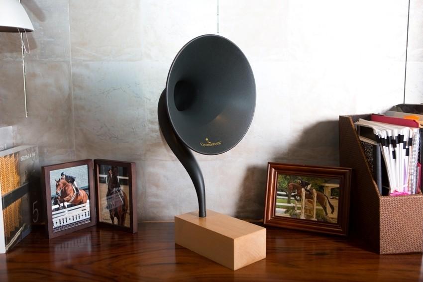 Gramovox, bluetooth gramofon