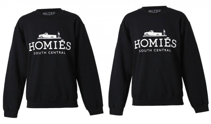 Homies majica