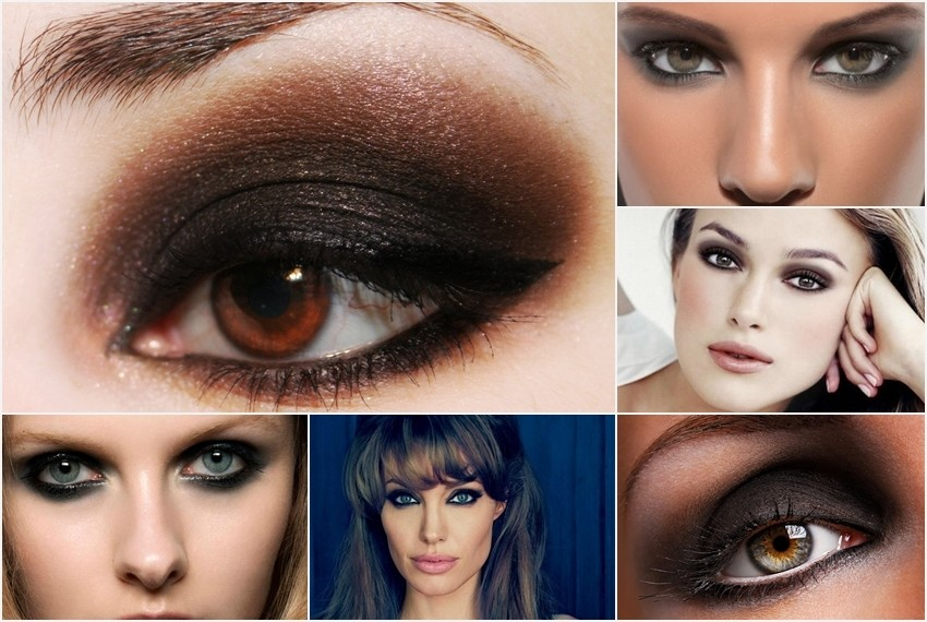 Smokey, Novogodišnji make-up