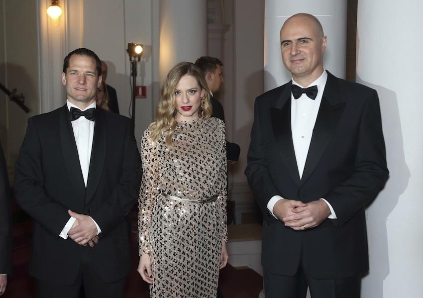 Jelena Veljača, Mladen Pejković i Bernd Schmutterer