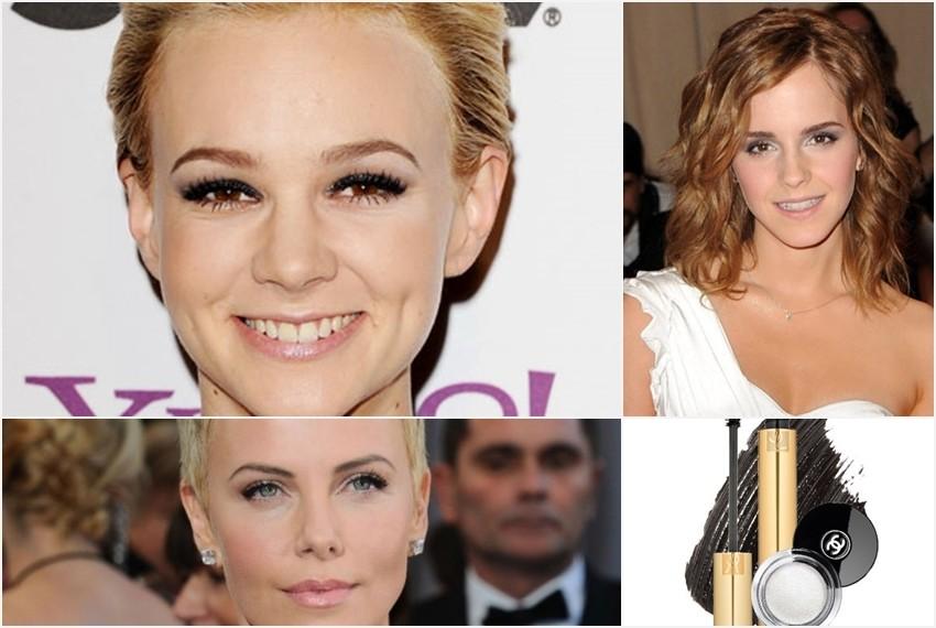 Ledeni make-up - prijedlog šminke