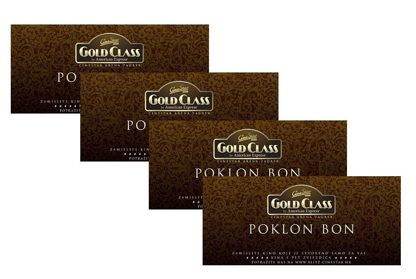 Gold Class poklon bon