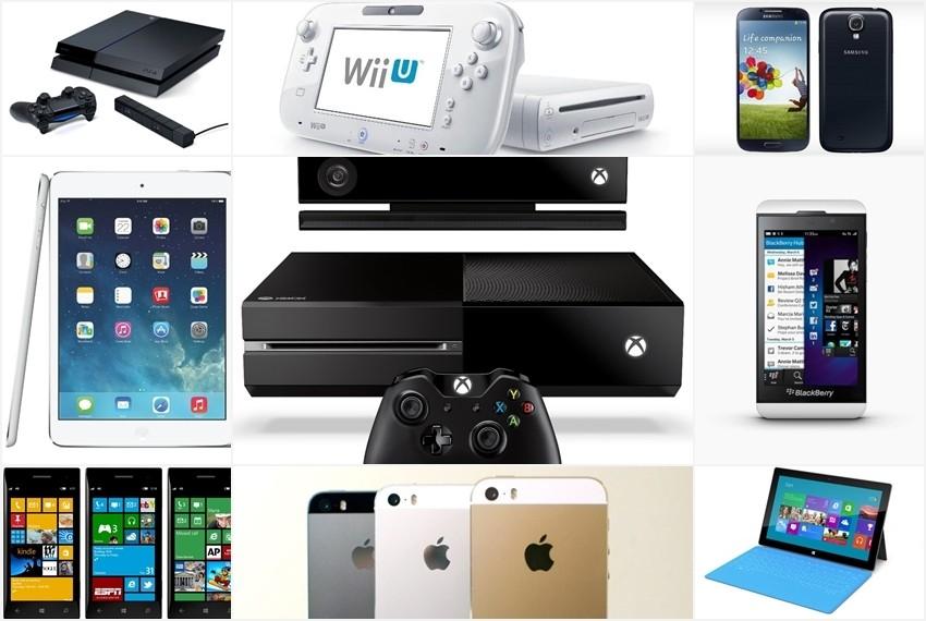 Najpopularniji gadgeti u 2013. godini