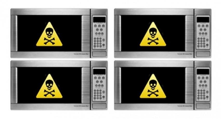 Štetnost mikrovalne pećnice