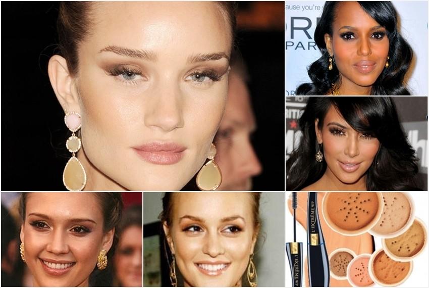Bronze make-up- prijedlog šminke