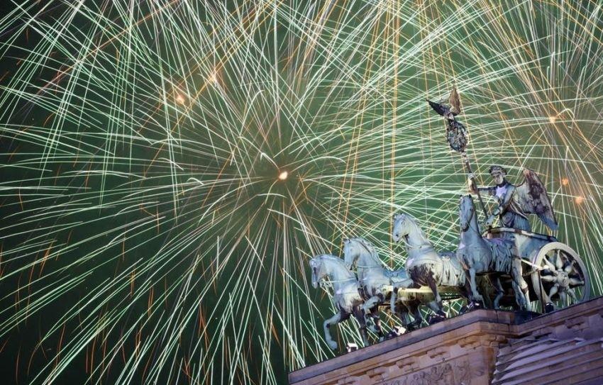 Nerlin, Najspektakularniji svjetski vatrometi