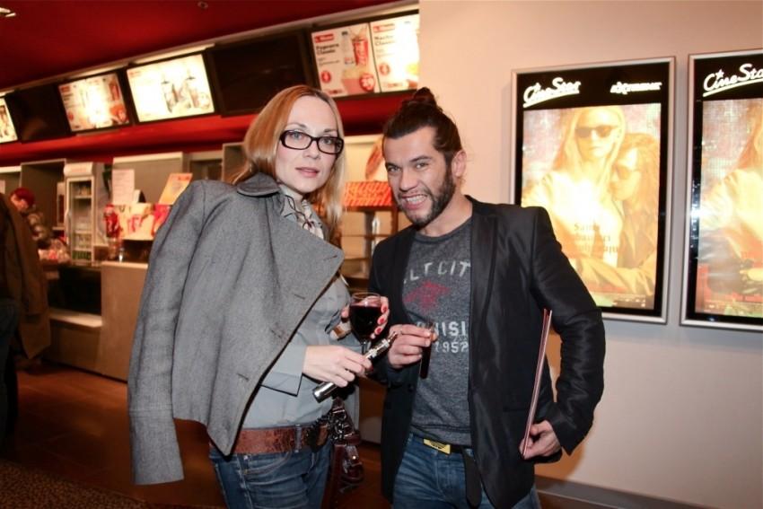 Jasna Nanut i Mario Petreković