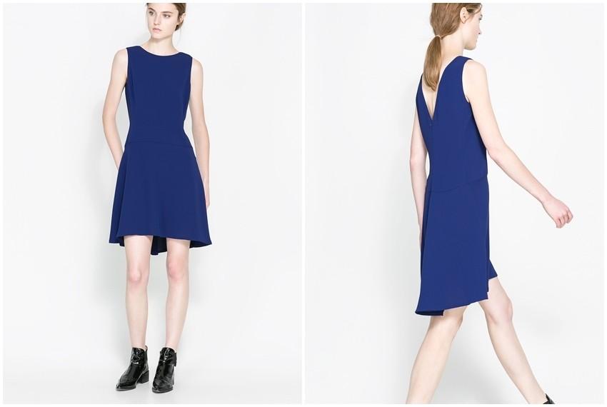 Zara plava haljina, 499 kn