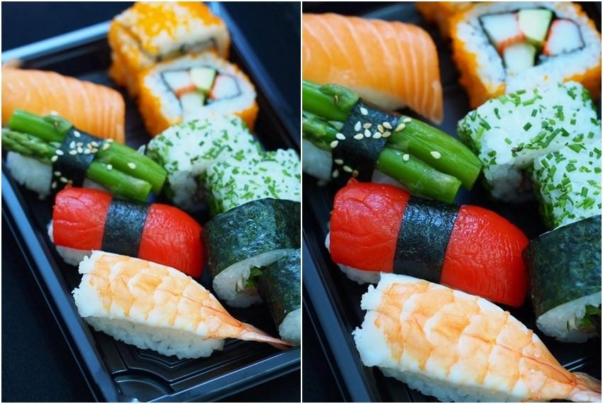 Binimoto sushi u Zagrebu