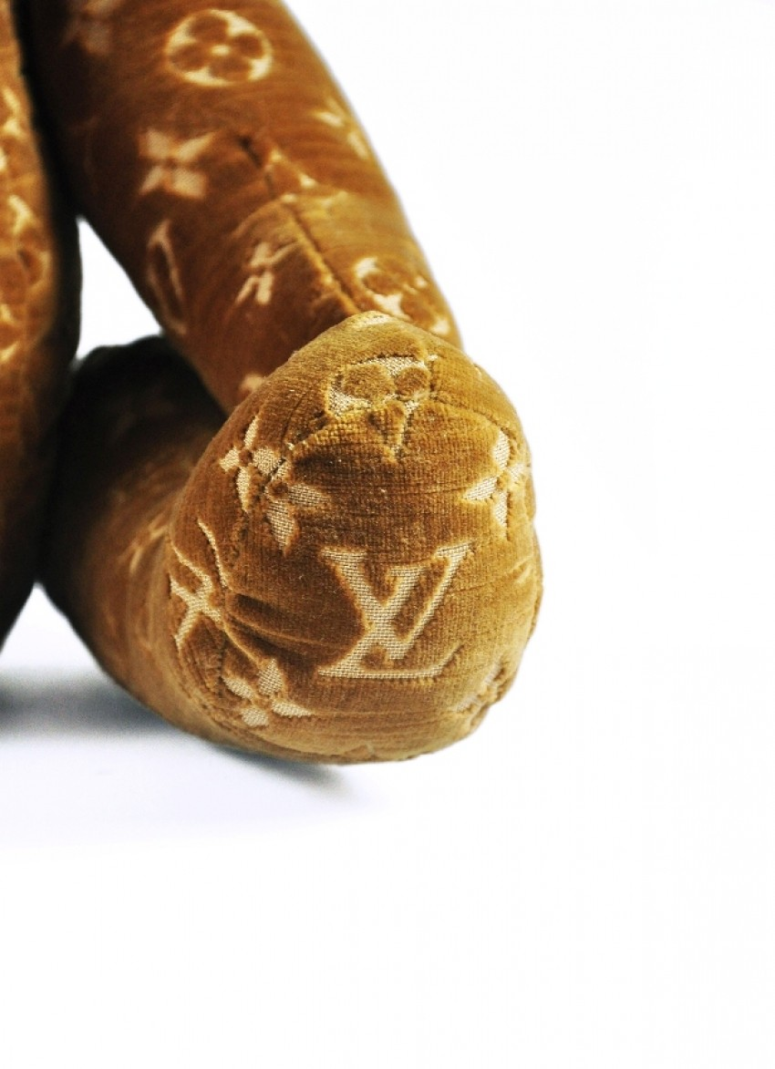 DouDou Louis Vuitton medvjedić