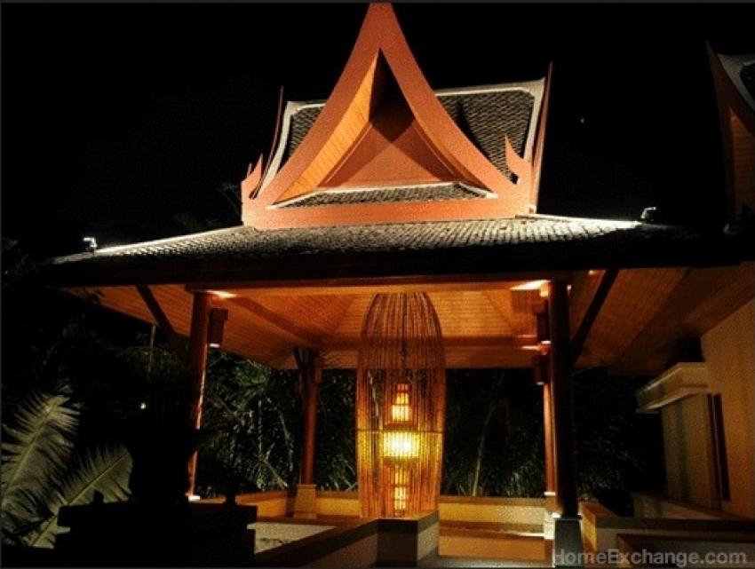 Tropska vila, Pukhet, Tajland