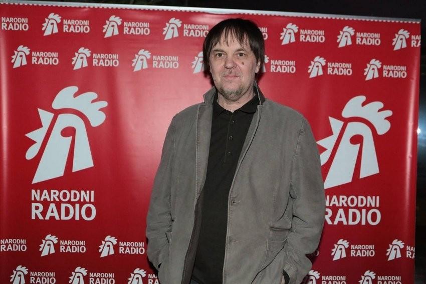 Miroslav Drljača Rus na rođendanu Narodnog radija