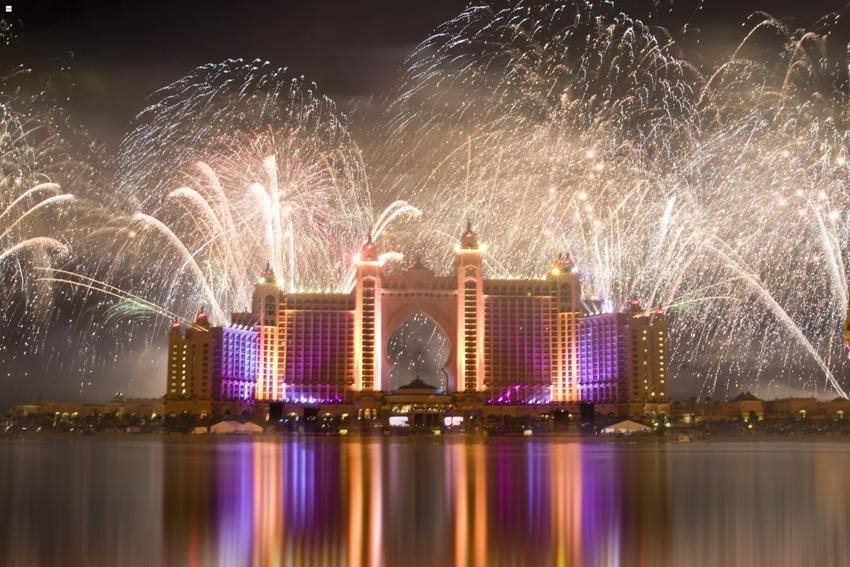 Dubai, Najspektakularniji svjetski vatrometi