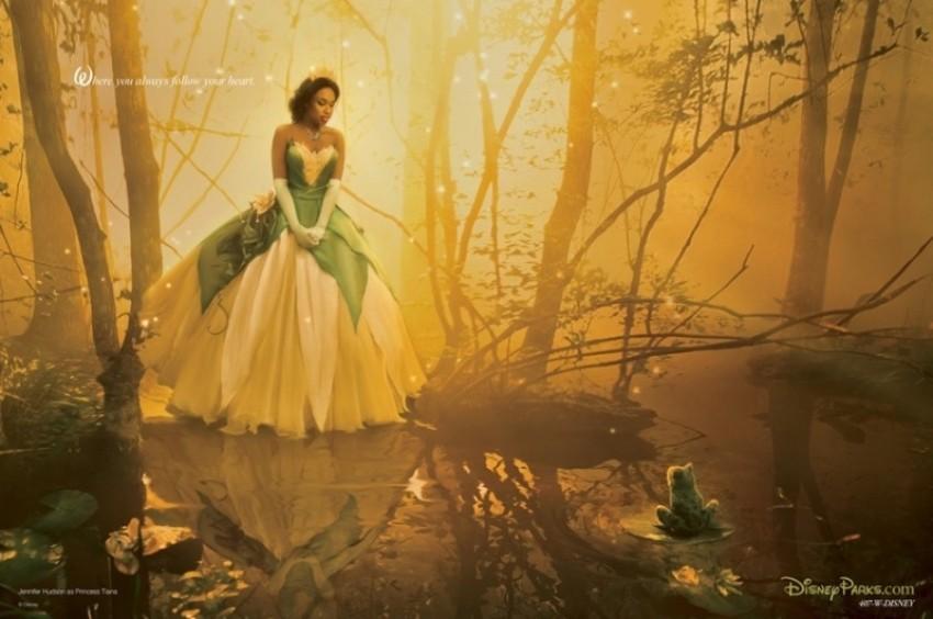 Jennifer Hudson kao Princeza Tiana