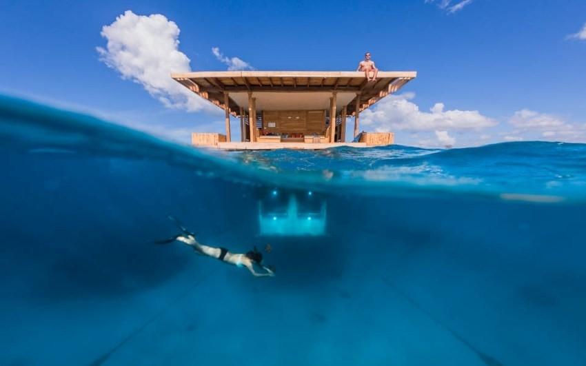"""""""The Manta Resort"""" (Pemba Island, Tanzanija)"""