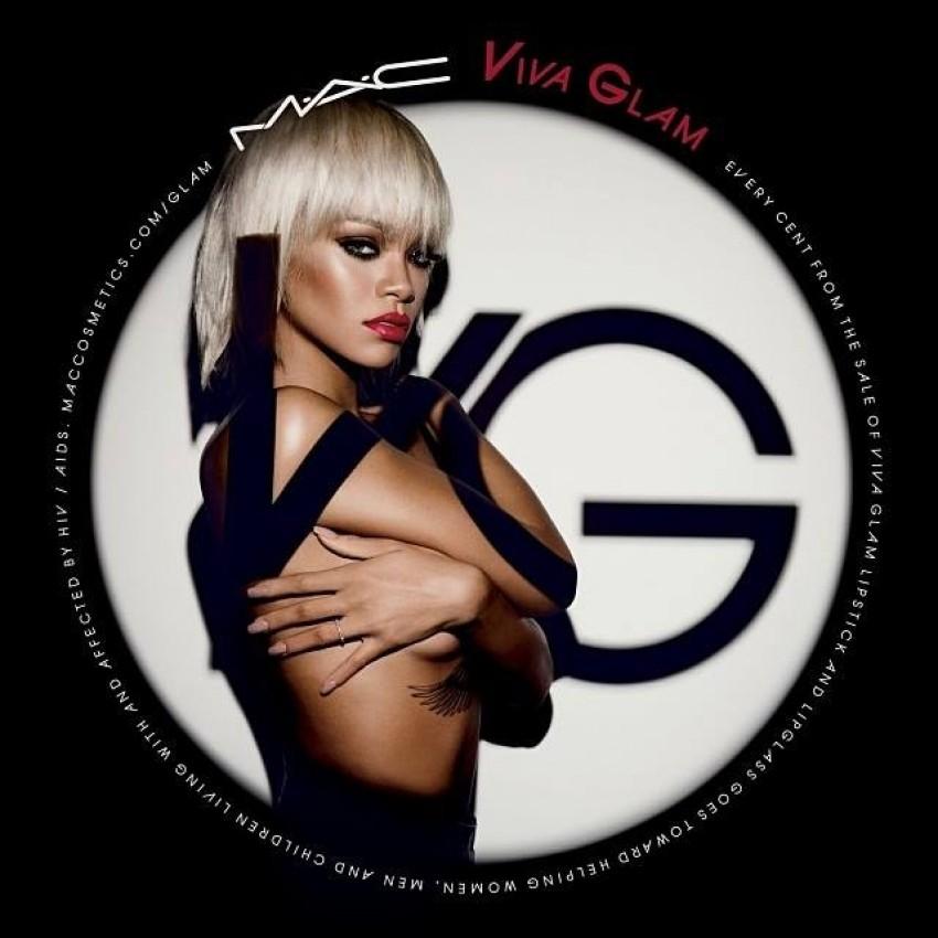 Rihanna za Mac Viva Glam ruževe