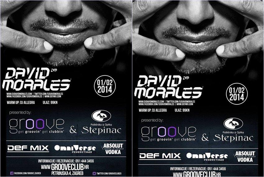 David Morales u Groove clubu