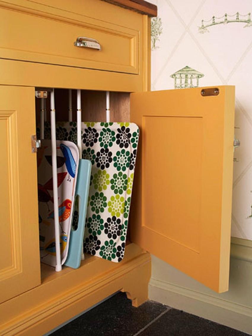Kako povećati prostor u kuhinji?