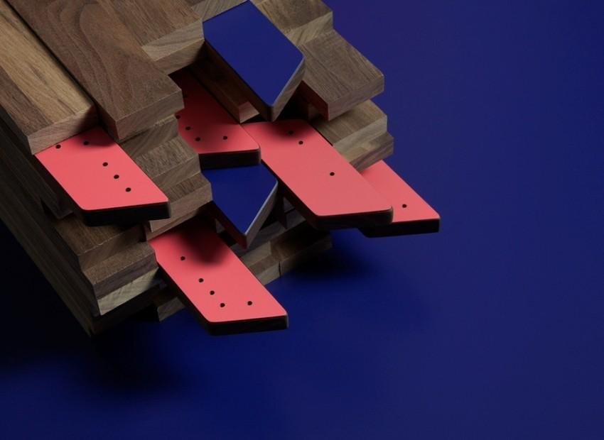 Paul Smith Oblique domino