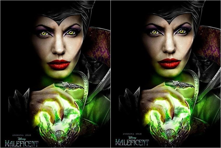 Maleficent s Angelinom Jolie