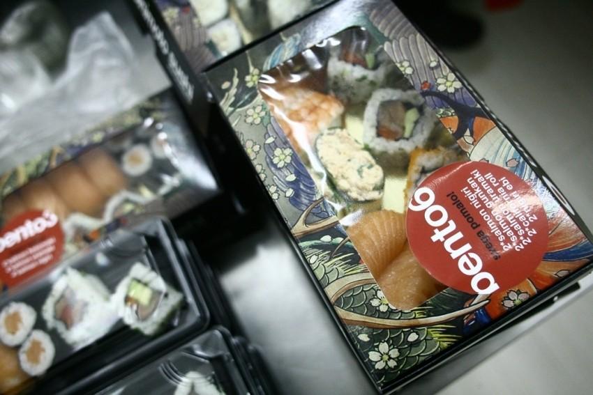 Binimoto sushi, Radnička