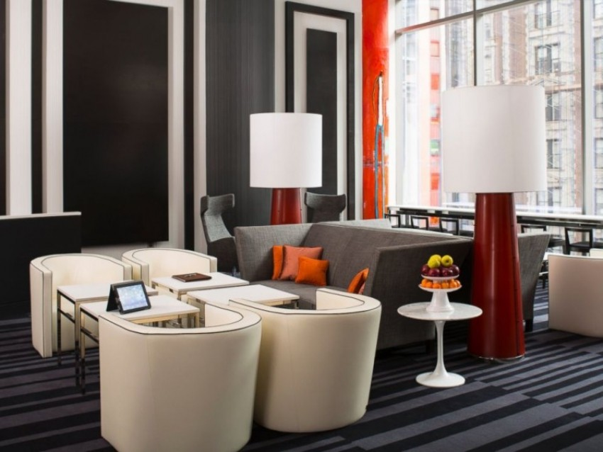 Marriott hotelska zgrada, New York