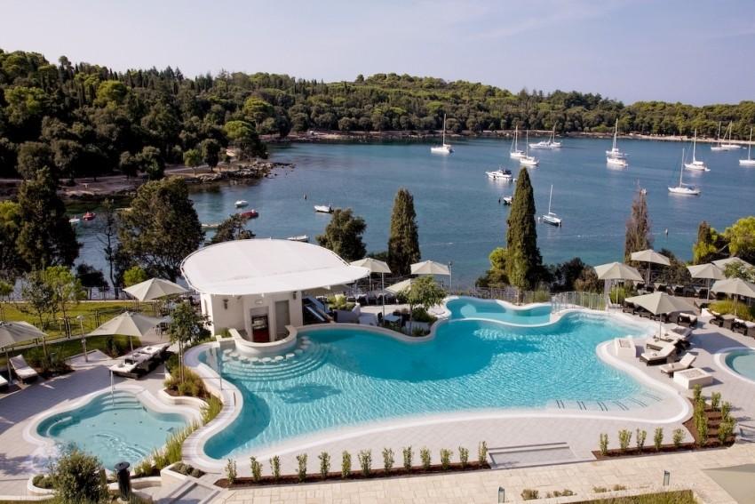 1.Hotel Monte Mulini, Rovinj