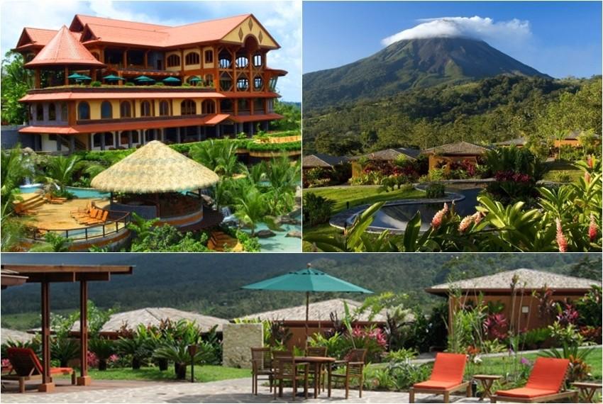 Nayara Hotel, Spa & Gardens, La Fortuna de San Carlos, Kostarika