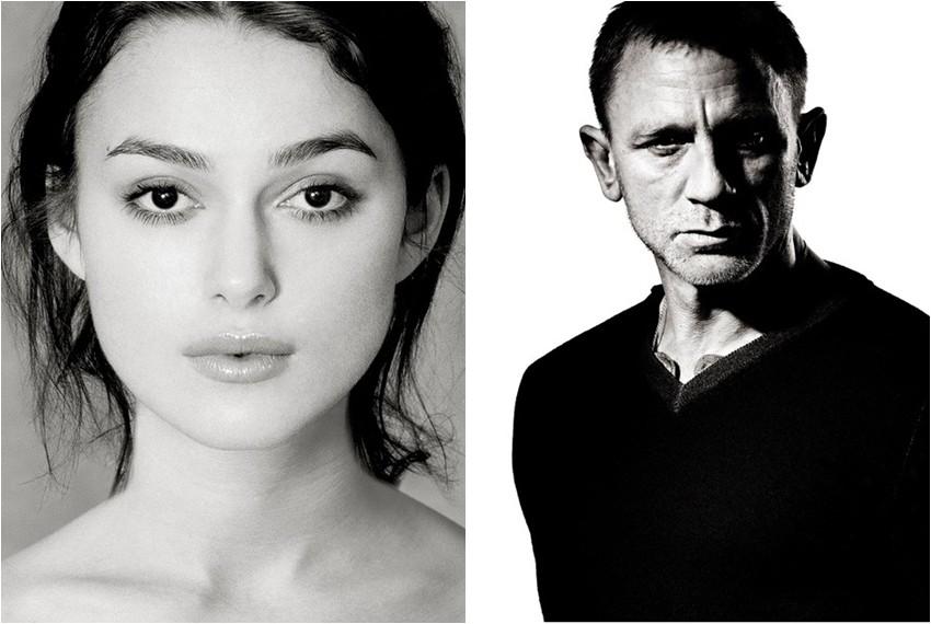 Keira Knightley i Daniel Craig