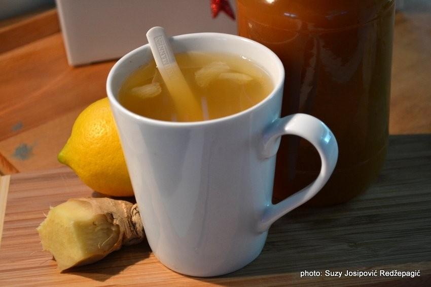 Napitak (čaj) od đumbira